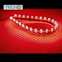 [Lamptron正規販売代理店]Lamptron FLEXLIGHT STANDARD - 60 LED [LT-RED60LED] (赤)