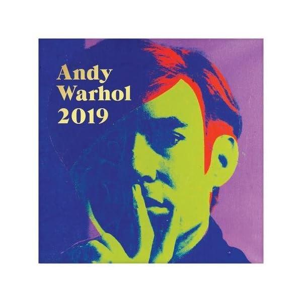 Andy Warhol 2019 Wall Ca...の商品画像