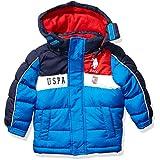 U.S. POLO ASSN. Boys' Toddler Bubble Jacket (More Styles Available)