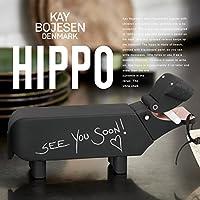 【Kay Bojesen Denmark/カイ・ボイスン】木製オブジェ カバ Hippo オブジェ