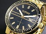 腕時計 SUZUKA AUTOMATIC EV-7011-33 エヴィス画像①