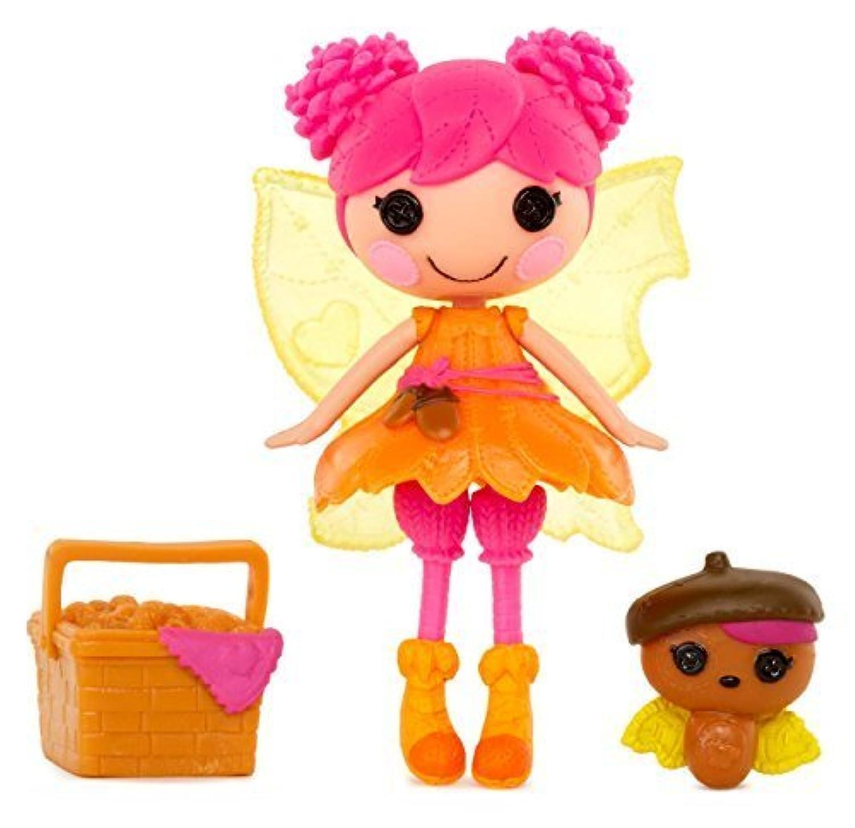 輸入ララループシー人形ドール Mini Lalaloopsy Doll- Autumn Spice [並行輸入品]