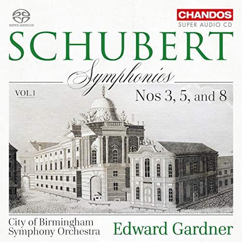 Symphonies Vol.1 -Sacd-