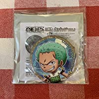 ONE PIECE ワンピース ゾロ とじコレ 缶バッジ 缶バッチ 麦わらストア