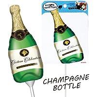 バルーンフォトプロップス シャンパンボトル