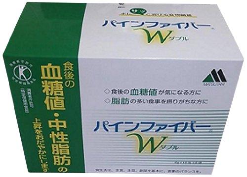 パインファイバーW 6g×10包×6袋 1箱