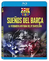 Suenos Del Barca: La Verdadera Historia del FC Barcelona (Blu Ray Multiregion Version en Espanol)