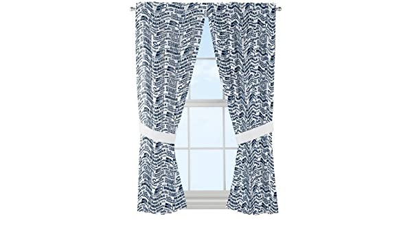 NFL Seattle Seahawks Anthem Window Curtain Panel 52620505 Set Of 2 Northwest