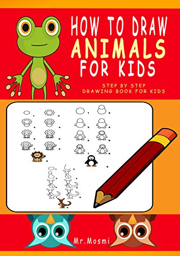 How To Draw Animals For Kids: ...