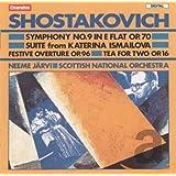 Symphony 9 / Festive Overture