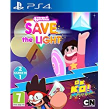 2 in 1 Steven Universe Save The Light and OK K.O. Lets Play Heroes for PlayStation 4