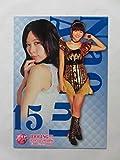 BBM2015アイドリング!!!【52朝日奈央】レギュラーカード≪オフィシャルトレーディングカードング≫