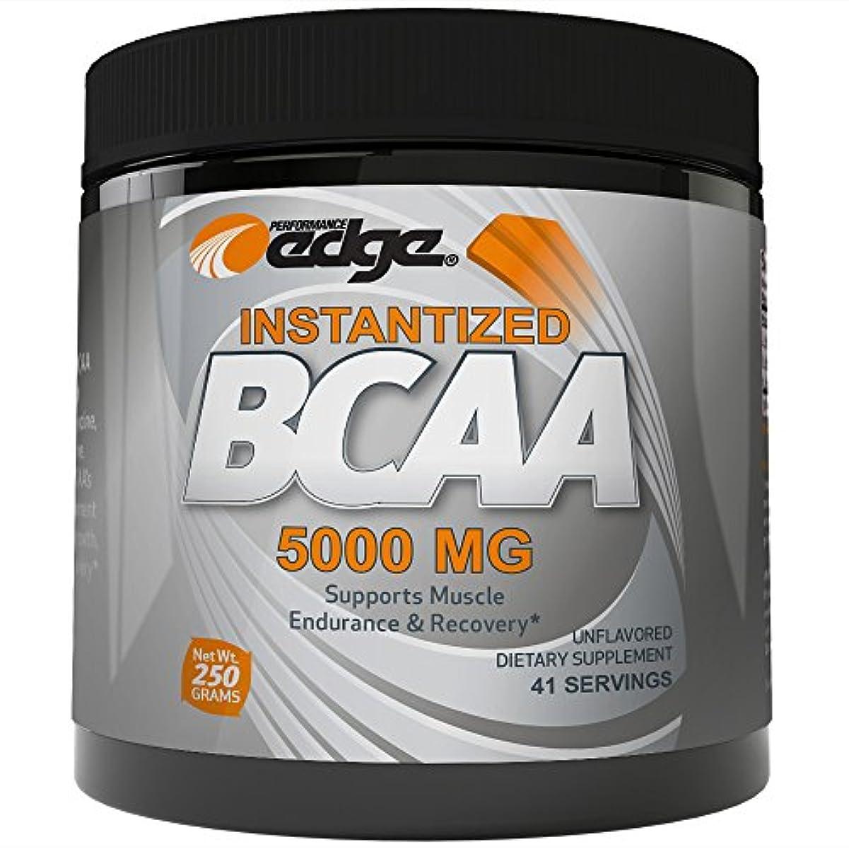 九月うねるスキッパーPerformance Edge Bcaaパウダー 5000 Mgインスタンス化分岐鎖アミノ酸 250グラム