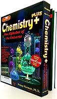 Science Wiz - Chemistry Plus Experiment Kit by Science Wiz
