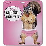 [アカウントリメンツ]Accoutrements Squirrel Underpants 12079 [並行輸入品]
