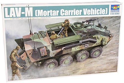 1/35 USMC LAV-M 迫撃砲搭載車
