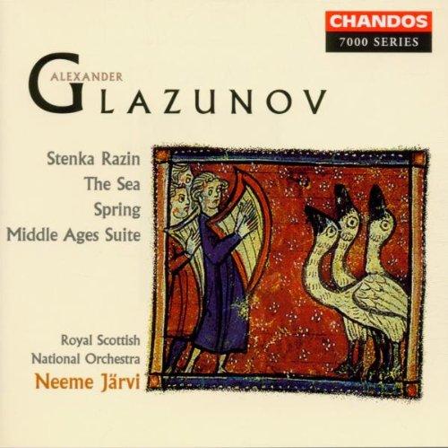 Glazunov;Stenka Razin/Sea