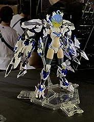 「AC」1/12 機甲少女 可動 白虎 プラモデル