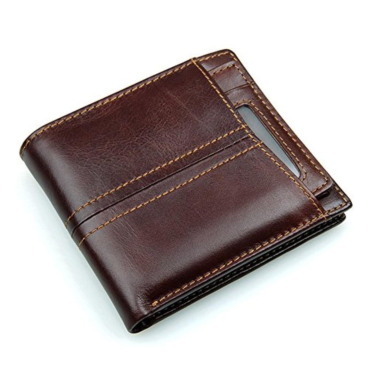 に渡って摘む些細(エイチダブリュー  ゾーン)HW ZONE 財布 人気財布 本革 ファスナー財布 大容量 メンズ ビジネスマン