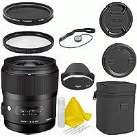 Sigma 35mm f / 1.4DG HSMレンズfor Nikon DSLR Cameras