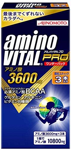 アミノバイタル ワンデーパックプロ 味の素 16AM-1120