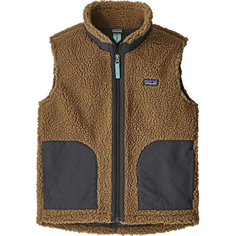 (パタゴニア) Patagonia Retro-X Fleece Vest ボーイズ?子供 ベスト [並行輸入品]