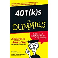 401(k)s For Dummies (English Edition)