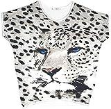 【半袖】【カットソー】【トップス】タイガーTシャツ