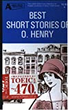 BEST SHORT STORIES O.HENRY (YL 82)