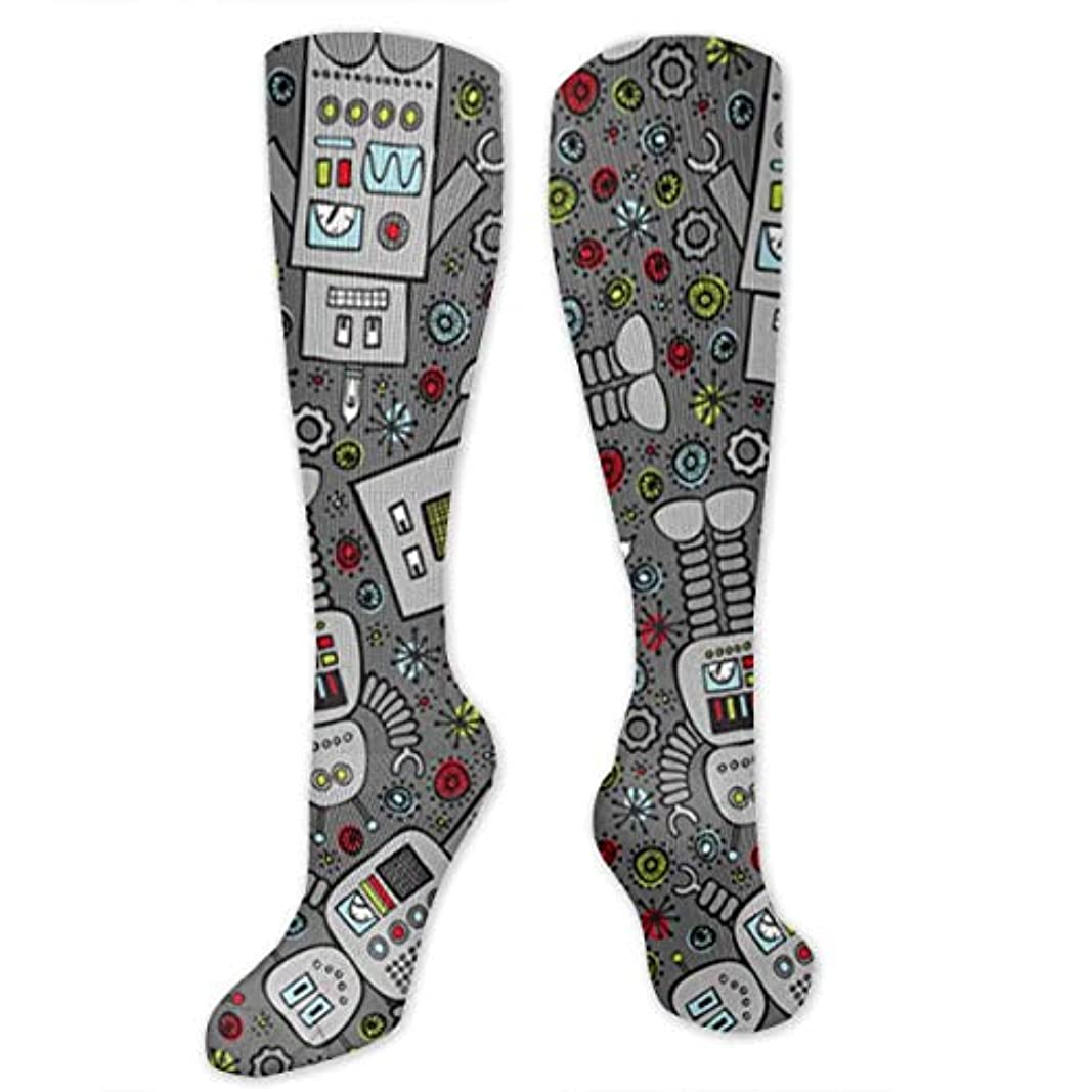 終わらせる発明するブルゴーニュ靴下,ストッキング,野生のジョーカー,実際,秋の本質,冬必須,サマーウェア&RBXAA Women's Winter Cotton Long Tube Socks Knee High Graduated Compression...
