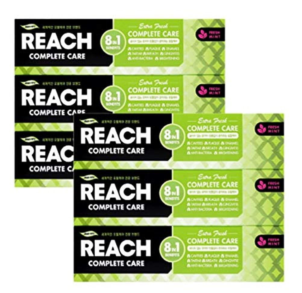 富動詞豊富な[LG生活と健康] LG Rich Complete Care Toothpaste Extra Freshリッチコンプリートケア歯磨き粉エクストラフレッシュ120gx6つの(海外直送品)