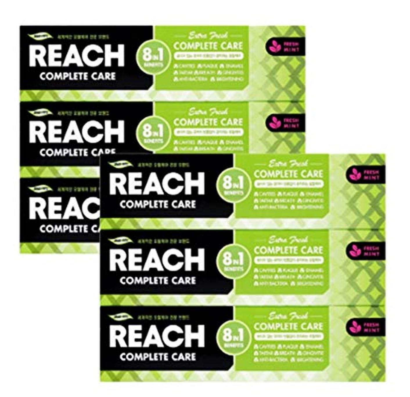 怖がって死ぬクラックリスキーな[LG生活と健康] LG Rich Complete Care Toothpaste Extra Freshリッチコンプリートケア歯磨き粉エクストラフレッシュ120gx6つの(海外直送品)