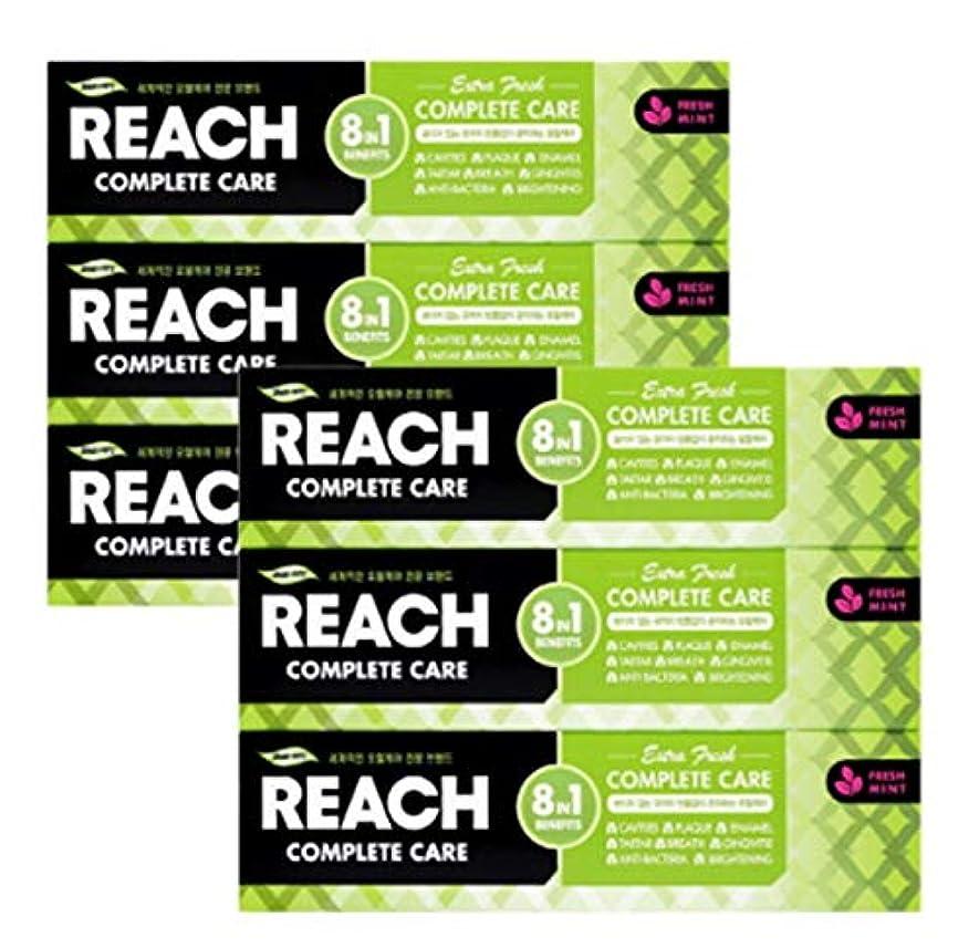 補助金リスぼろ[LG生活と健康] LG Rich Complete Care Toothpaste Extra Freshリッチコンプリートケア歯磨き粉エクストラフレッシュ120gx6つの(海外直送品)