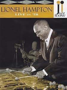 Jazz Icons: Lionel Hampton Live in 58 [DVD] [Import]