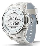 [エプソン リスタブルジーピーエス]EPSON WristableGPS 腕時計 ランニングウォッチ GPS機能 脈拍計測 J-300W