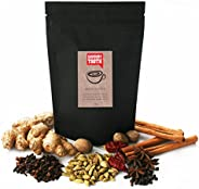 Savoury Tooth Masala Latte - Delicious Hot or Cold - Blend of Indian Aromatic Spices - Natural and Organic - Great in Lattes