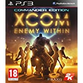 XCOM Enemy Within (輸入版)
