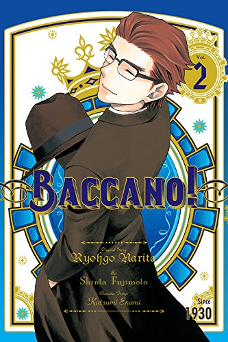 Baccano!, Vol. 2 (manga) (Baccano! (manga))