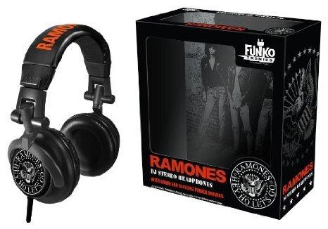 Funko (ファンコ) Ramones DJ Headphones おもちゃ (並行輸入)