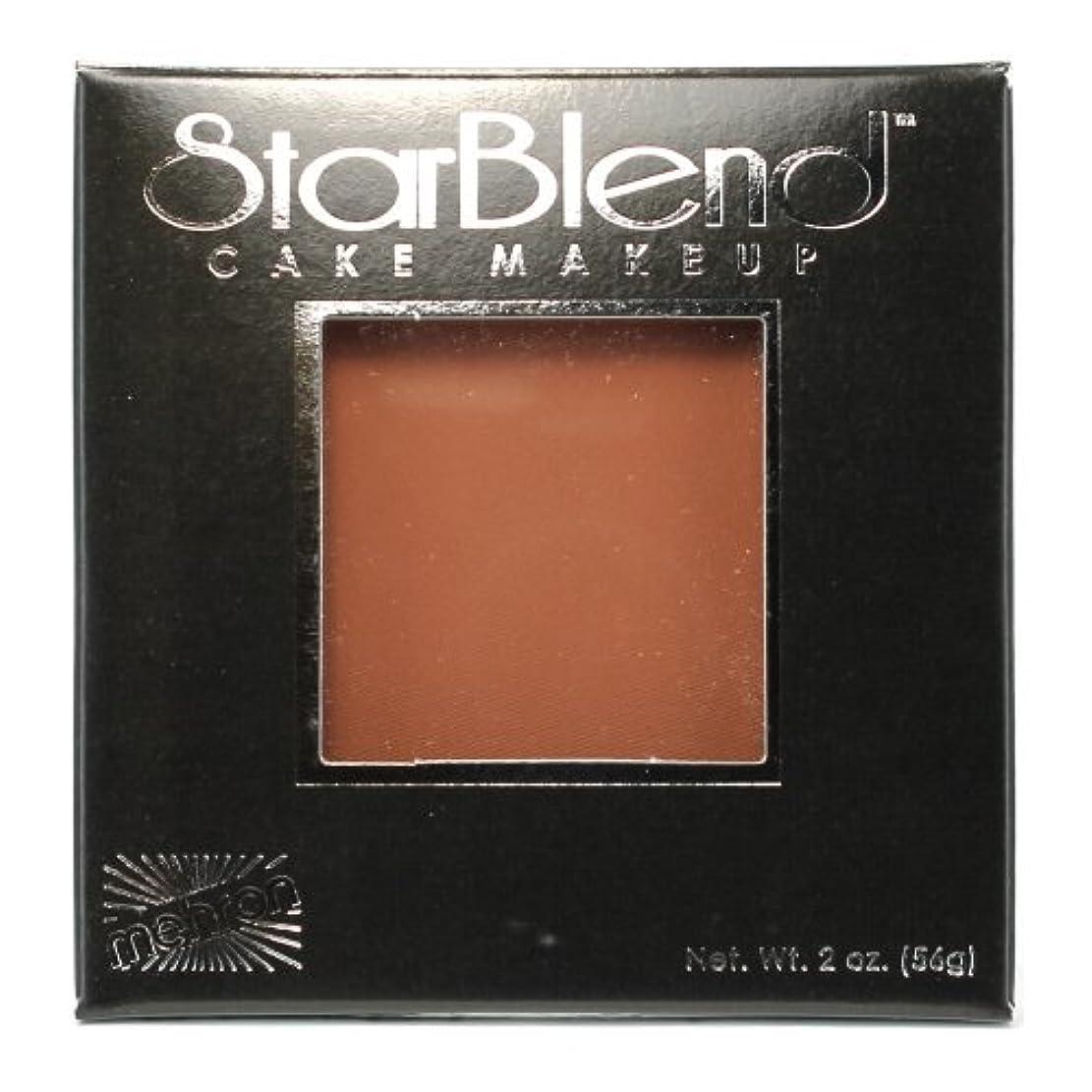 メンタル対称昼寝(6 Pack) mehron StarBlend Cake Makeup - Contour II (並行輸入品)