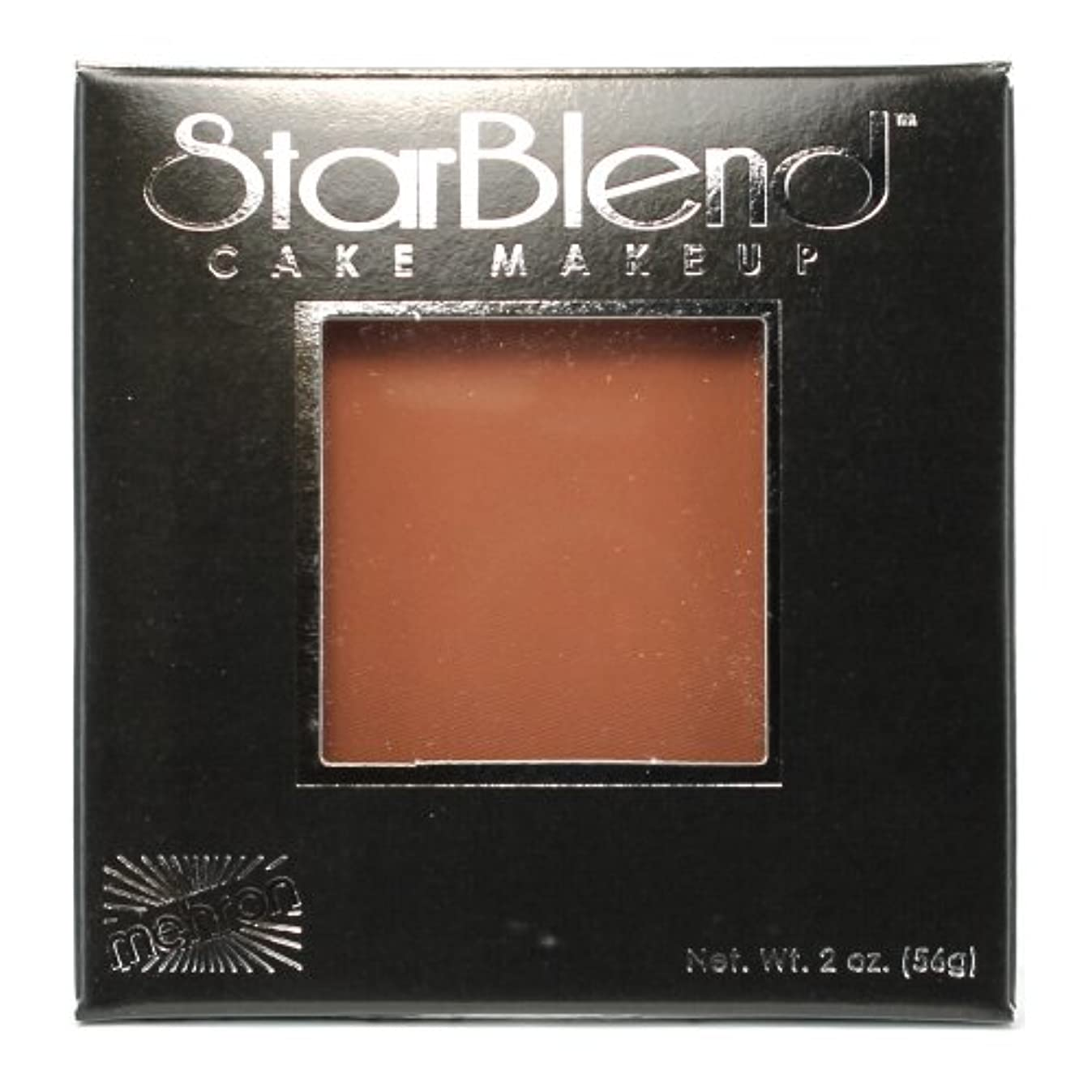 一次解く製造(6 Pack) mehron StarBlend Cake Makeup - Contour II (並行輸入品)