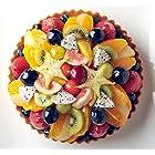 バースデーケーキ お誕生日ケーキ ミックスフルーツタルト19cm