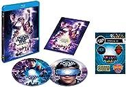 【Amazon.co.jp限定】レディ・プレイヤー1 ブルーレイ&DVDセット(初回仕様/2枚組/ブックレット付)(オリジナルピンバッジ5個セット) [Blu-