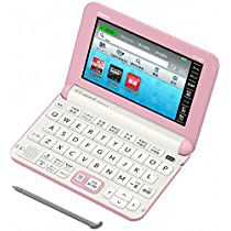 カシオ 電子辞書 エクスワード 中学生モデル XD-Y3800PK ピンク コンテンツ160