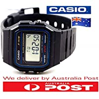 Casio F91W Sports Digital Vintage Retro F-91W-1 20M Water Resistant Wrist Watch