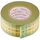 エーモン 1693 目盛り付きマスキングテープ