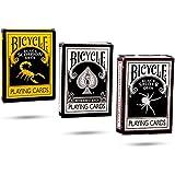 [マジック メーカー]Magic Makers Magic Maker's Ultimate Black Bicycle Collection The Reverse Black Deck, The Black [並行輸入品]