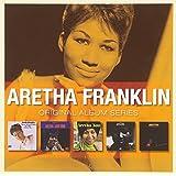 5CD ORIGINAL ALBUM SERIES BOX SET/ARETHA FRANKLIN