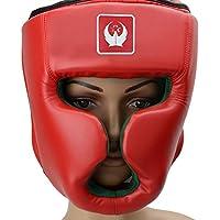 XH ®ヘッドガードヘルメットオールラウンド保護for MMA / Boxing / Muay Thai、PU +ゴム+スポンジ3層Struture