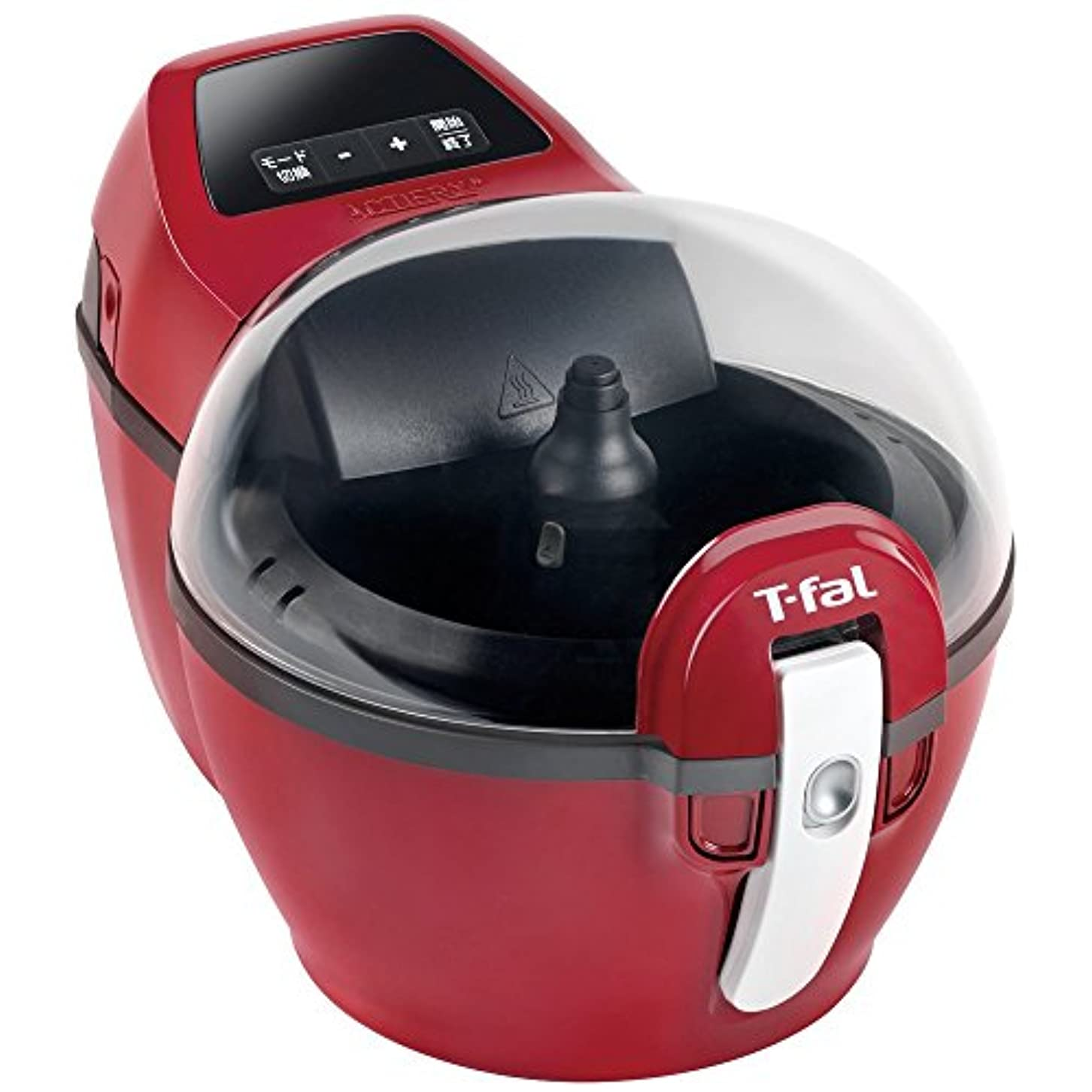 巧みな使役アセティファール 電気フライヤー アクティフライ  揚げ物 炒め物 煮込み レッド 調理家電 FZ205588